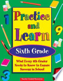 Practice Learn 6th Grade