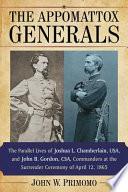 The Appomattox Generals Book PDF