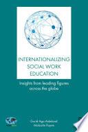 Internationalizing social work education