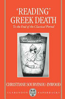 Reading  Greek Death
