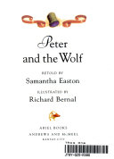 Peter and the wolf Pdf/ePub eBook