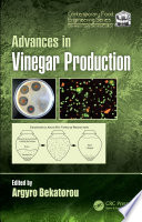 Advances in Vinegar Production Book