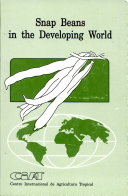 Pdf Snap Beans in the Developing World