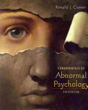 Fundamentals of Abnormal Psychology  With Workbook