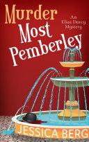 Murder Most Pemberley Pdf/ePub eBook