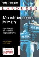 Monstrueusement humain Pdf/ePub eBook