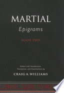 Read Online Martial's Epigrams Book Two For Free