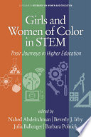 Girls and Women of Color In STEM