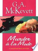 Murder A' la Mode