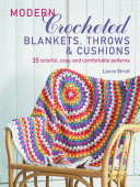 Modern Crocheted Blankets  Throws and Cushions  UK