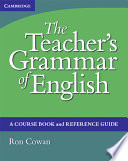 The Teacher S Grammar Of English With Answers Book