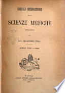 Giornale internazionale delle scienze mediche
