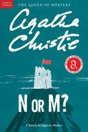 N or M? Pdf/ePub eBook