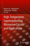 High Temperature Superconducting Microwave Circuits and Applications Book