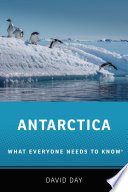 link to Antarctica in the TCC library catalog