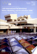 Vision  Modeling  and Visualization 2008