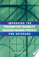 Improving the Presumptive Disability Decision Making Process for Veterans
