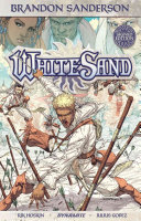 Brandon Sanderson's White Sand Volume 1 (Signed Limited Edition)