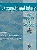 Pdf Occupational Injury