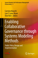 Enabling Collaborative Governance through Systems Modeling Methods