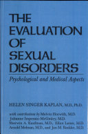 The Evaluation of Sexual Disorders