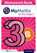 MyMaths: for Key Stage 3: Homework Book 3B (Pack of 15)