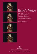 Pdf Echo's Voice Telecharger