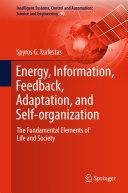 Energy, Information, Feedback, Adaptation, and Self-organization Pdf/ePub eBook
