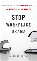 Stop Workplace Drama Pdf/ePub eBook