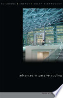 Advances in Passive Cooling Book