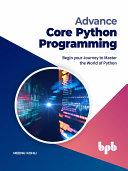 Advance Core Python Programming