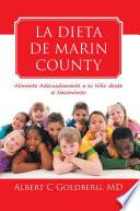 La Dieta De Marin County Book PDF