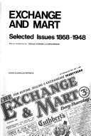 Exchange and Mart   Selected Issues  1868 1948