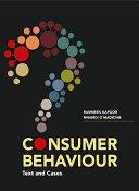 Consumer Behaviour  Text   Cases