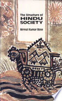 Structure of Hindu Society