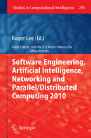 Pdf Software Engineering, Artificial Intelligence, Networking and Parallel/Distributed Computing 2010