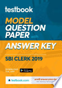 SBI Clerk Model Question Paper 2019