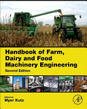 Handbook of Farm  Dairy and Food Machinery Engineering
