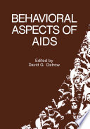 Behavioral Aspects Of Aids Book PDF