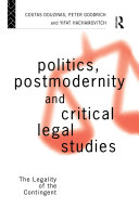 Politics, Postmodernity and Critical Legal Studies