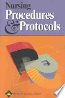 Nursing Procedures and Protocols