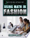 Using Math in Fashion