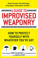 A Guide to Improvised Weaponry Pdf/ePub eBook