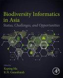 Biodiversity Informatics in Asia Book