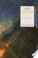 Weak Devotions Book