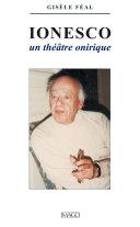 Pdf Ionesco - Un théâtre onirique Telecharger