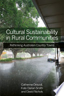 Cultural Sustainability In Rural Communities