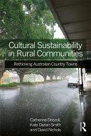 Cultural Sustainability in Rural Communities [Pdf/ePub] eBook