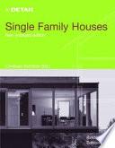 Single Family Houses
