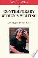 Who s Who in Contemporary Women s Writing